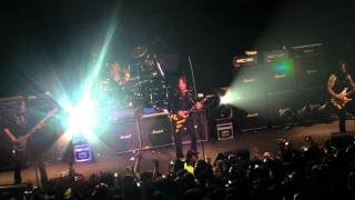 stryper chile 2010 - reach out - calling on you - free