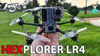 "4"" Micro Hexacopter - Flywoo Hexplorer Review"