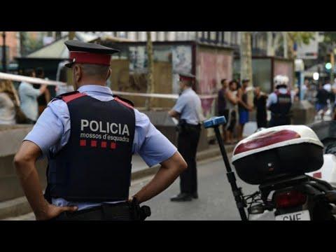 """عملية دهس جديدة في كامبريلس جنوب برشلونة والشرطة تقتل 5 """"إرهابيين"""""""
