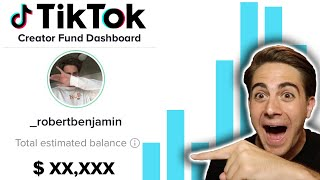 How Much The TikTok Creator Fund Paid Me For 1,000,000 Views