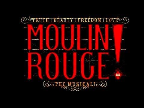 Moulin Rouge! The Musical Soundtrack Tracklist | Original Broadway Cast Recording