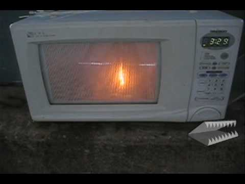 Pierce Film, Cook Xbox On High For Five Minutes, Then Stir
