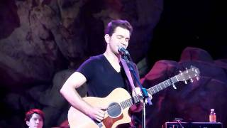 Andy Grammer -  The Heavy and the Slow - Wolf Den Mohegan Sun 10/2/11