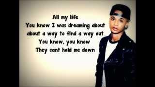JLS - Hold Me Down Lyrics