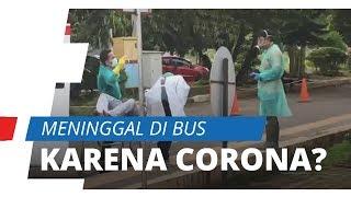 Viral, Penumpang Bus Meninggal di Tol Cipali karena Virus Corona, Ini Penjelasan Kapolres Subang