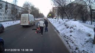 Авария Тула жуткое ДТП