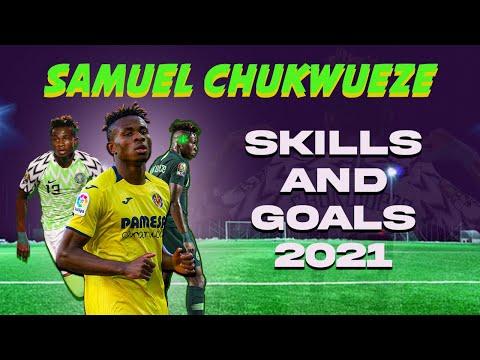 Samuel Chukwueze Skills | Goals ~ 2021