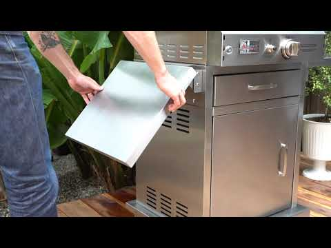 Summerset Outdoor Pizza Oven Introduction