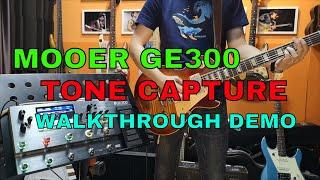 MOOER GE300 ทดสอบโหมดเสียงแตกก้อนทั้งหมด - Самые лучшие видео