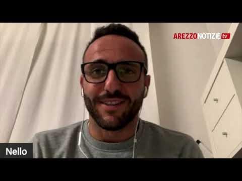 Focolaio Covid nell'Arezzo: parla capitan Cutolo