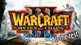 Warcraft III Easter Eggs Addendum: All the Rest