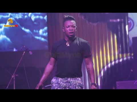 MR REAL'S PERFORMANCE AT FELABRATION 2018