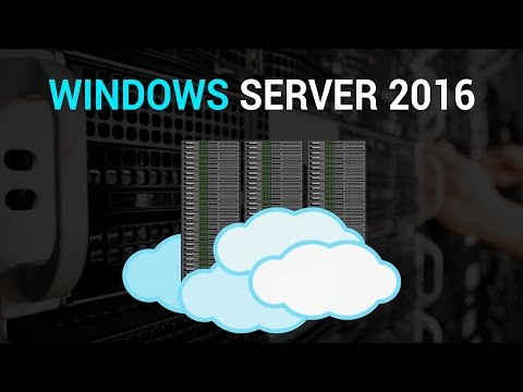 Windows Server 2016 Course | Microsoft Windows Server 2016 - Intro