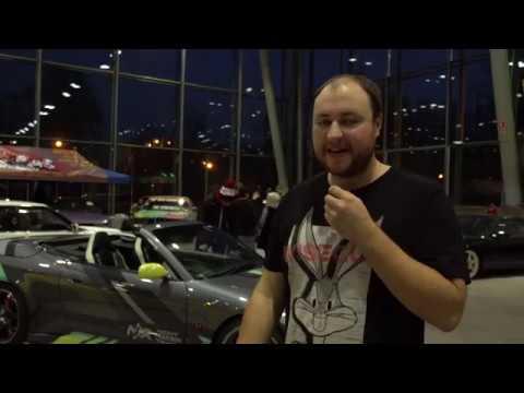 Выставка Drift Expo в Москве! Обзоры проектов. онлайн видео