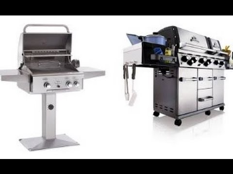 Review: Best Natural Gas Grill 2018