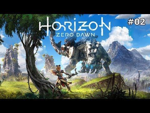 【Horizon Zero Dawn】父親の仇を討ちに行くっぽい #2