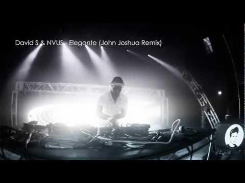 David S & NVUS - Elegante (John Joshua Remix)