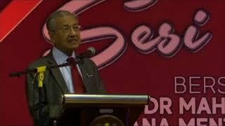 Tun Dr Mahathir Bertemu Rakyat Malaysia Di Jakarta