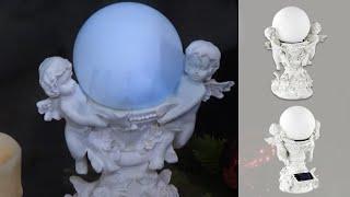 NC6885 - Décoration de jardin ''Duo d'Anges''