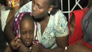 Kidnapped boy reunited with family, Thika