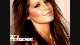 Hair-Ashley Tisdale with lyrics on screen