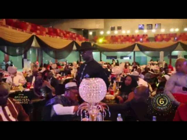 African Achievers Awards 2016
