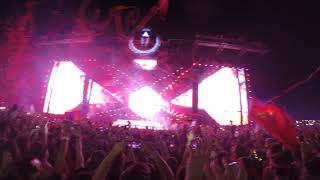 Afrojack - Bed Of Roses (ID Remix) @ UMF 18