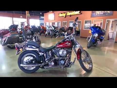 1989 Harley-Davidson Softail Springer FXSTS