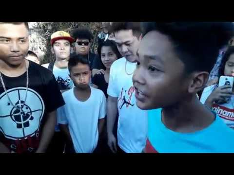 Laglagan Rap Battle League - Bollen/Nhusty J Vs Rusty J/Lil Weng ( DOS 4 DOS SEMI FINALS )