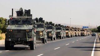 Эрдоган ввёл войска в Сирию | ГЛАВНОЕ | 09.10.19