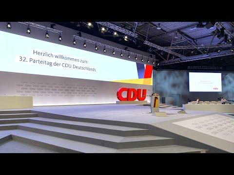 CDU-Parteitag in Leipzig (22.11.19)