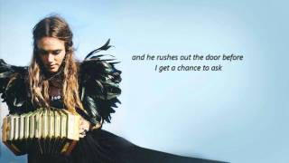 Julia Stone Where Does The Love Go lyrics