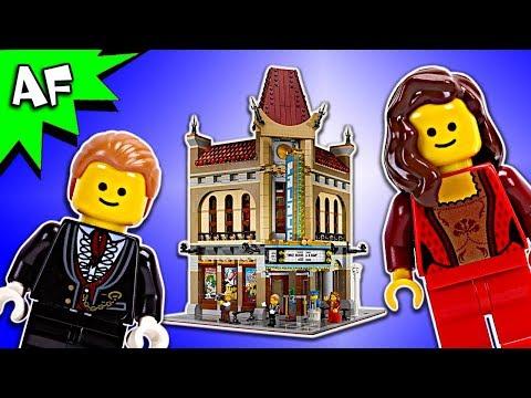 Vidéo LEGO Creator 10232 : Palace Cinema (Modular)