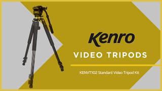 Kenro Video Tripods