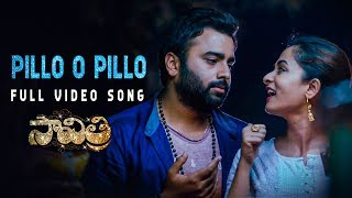 Pillo O Pillo Song Lyrics from Savitri - Nara Rohit