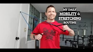My Daily Mobility And Stretching Routine