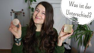 Haarseife oder festes Shampoo? Unterschiede + Tipps & Tricks