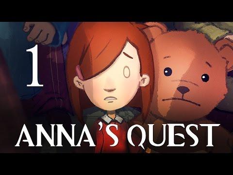 Anna's Quest -  Прохождение игры на русском [#1]