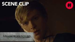 Shadowhunters | Season 2, Episode 14: Sebastian Is Hiding Something | Freeform