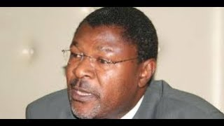 Bungoma Senator, Moses Wetangula calls for CS Fred Matiang'i's sacking