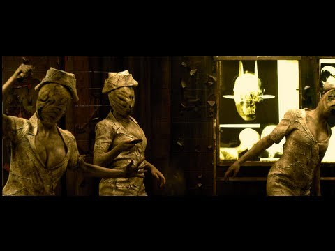 "Download Nurse scene from ""Silent Hill: Revelation 3D ...Silent Hill Revelation Pyramid Head Fight Scene"