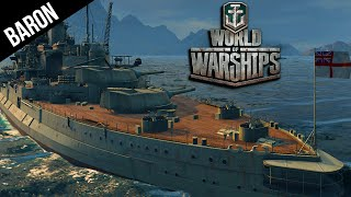 World of Warships - The Royal Navy's Warspite!  British Battleship First Impressions Gameplay!