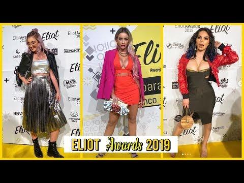 ELIOT AWARDS 2019 Mejor y Peor Vestidos de la ALFOMBRA AMARILLA