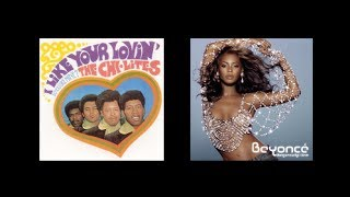 Beyoncé (Crazy in Love) Samples Chi-Lites (Are You My Woman)