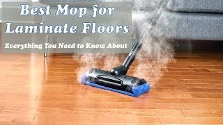 12 Best Mop for Laminate Floors 2020 Reviews - Steam Buying Guide