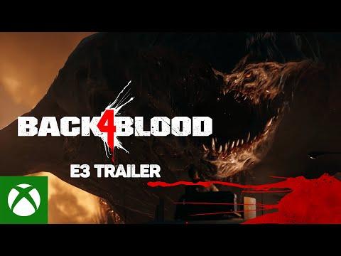 Back 4 Blood – Xbox & Bethesda Games Showcase 2021 – Official PvP Announce Trailer de Back 4 Blood