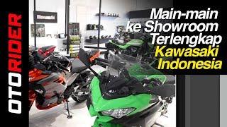 Showroom Kawasaki Terlengkap di Indonesia   OtoRider