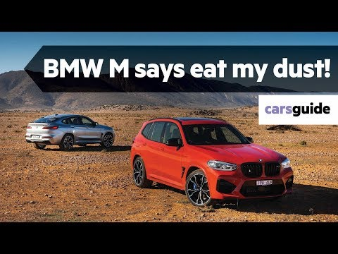 BMW X3 M and X4 M 2020 Review