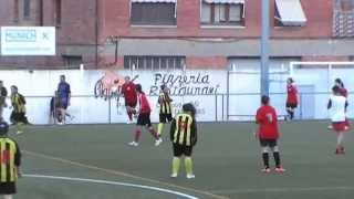 preview picture of video 'Futbol 11  Femeni - UE Pla - Capellades - 22-05-13'