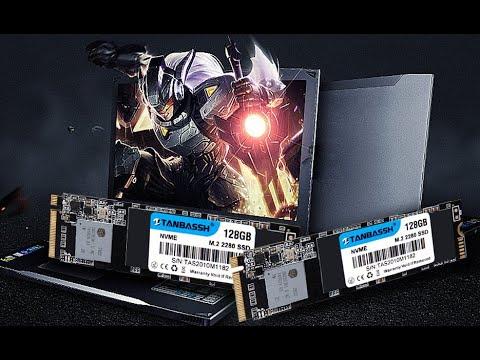 Твердотельный накопитель SSD Tanbassh m.2 2280 NVME PCI-E 3x4 скорость 2200 на 1600